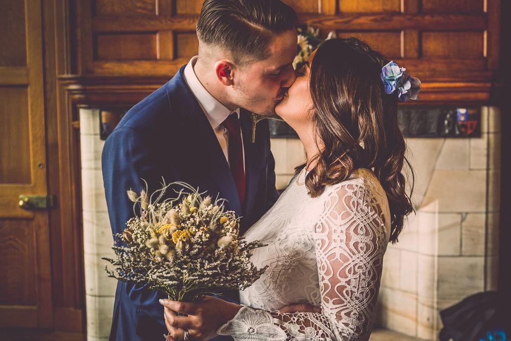 Aline & Nicolas - Scotland, Brazil and Cuba; amazing wedding in Aberdeen
