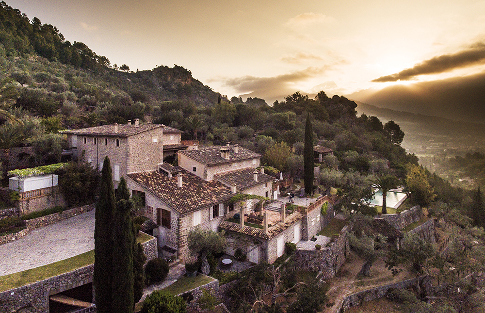 The Ashram Mallorca — The beauty and peace of this magnificent finca will make you want to return time and time again.