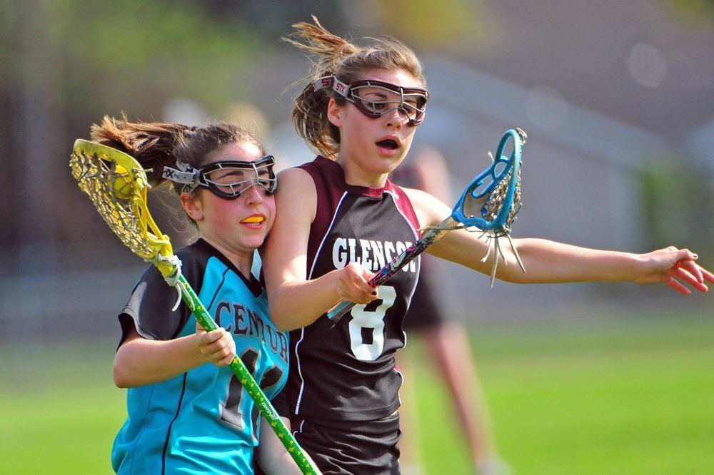girls lacrosse in Tahoe