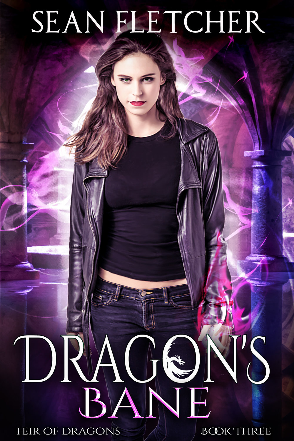 Dragon's Bane - In the caverns beneath New York City, an ancient evil is about to rise...The Herald has returned, and with him the Slayers are one step closer to summoning the Hunt and destroying Kaylee and the rest of the dragon-kin. Worse, Kaylee is attacked by a dragon. An actual dragon. The kind that definitely shouldn't exist. It seems something is forcing innocent dragon-kins to permanently shift against their will. With the arrival of a powerful creep interested in romancing her, and Jade's Tamer test taking place in the caverns of New York City, a mystery is one more thing Kaylee doesn't need to deal with right now.But when Jade's test goes disturbingly wrong, Kaylee enters the underground, determined to find her. When she discovers instead is a Slayers' plot more dangerous than she could have imagined. One that promises to end her and her friends for good.Some secrets, it seems, are better left forgotten.But now they're coming back to life.