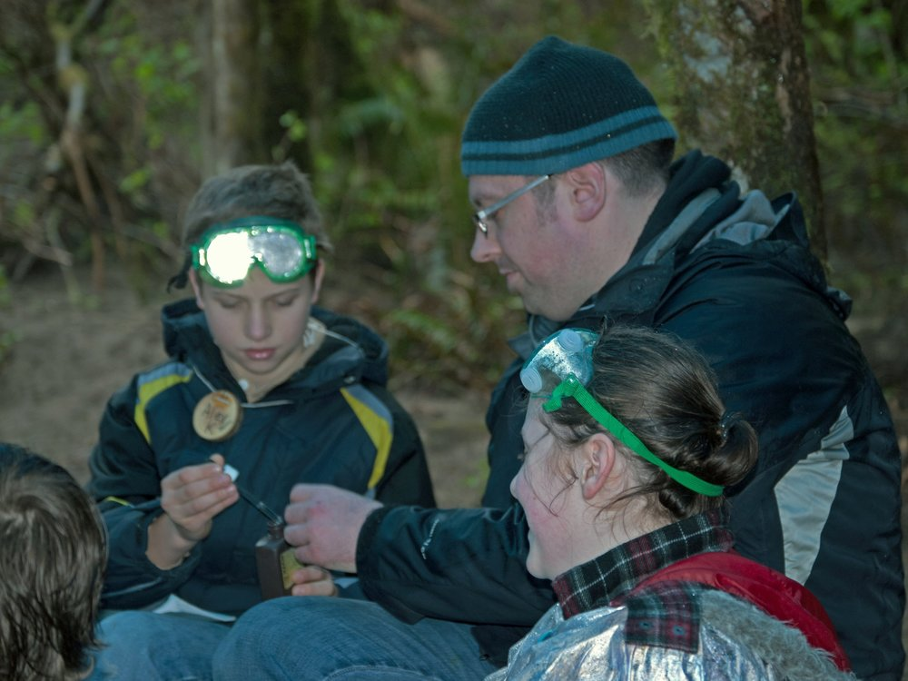 $1,000  provides an environmental educator for one week of Outdoor School