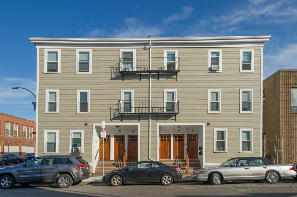 28-38 L Street - SOUTH BOSTON, MA