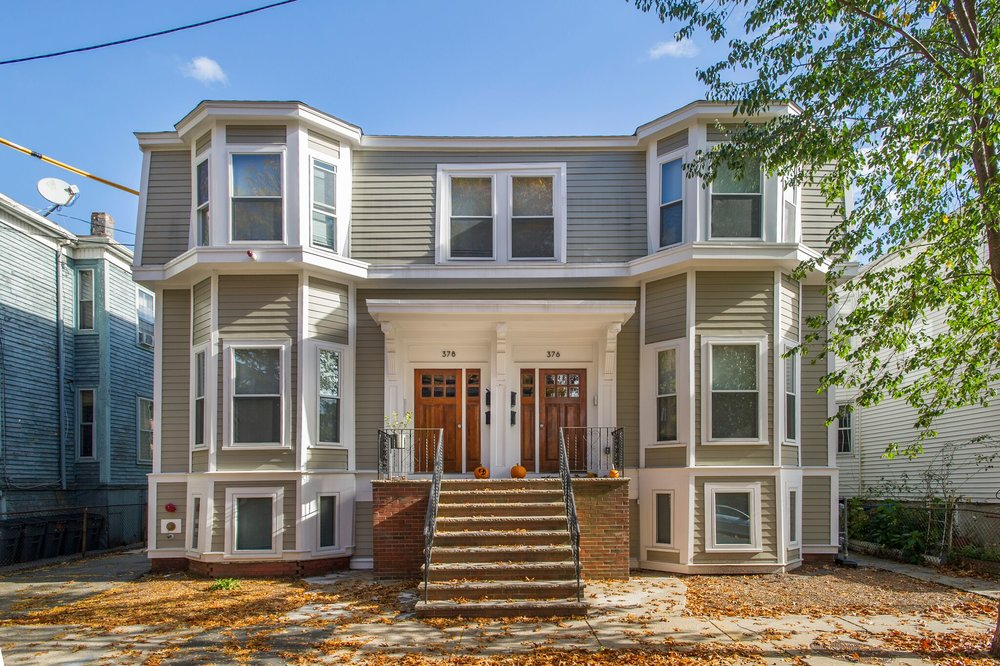 376-378 WINDSOR STREET - CAMBRIDGE, MA