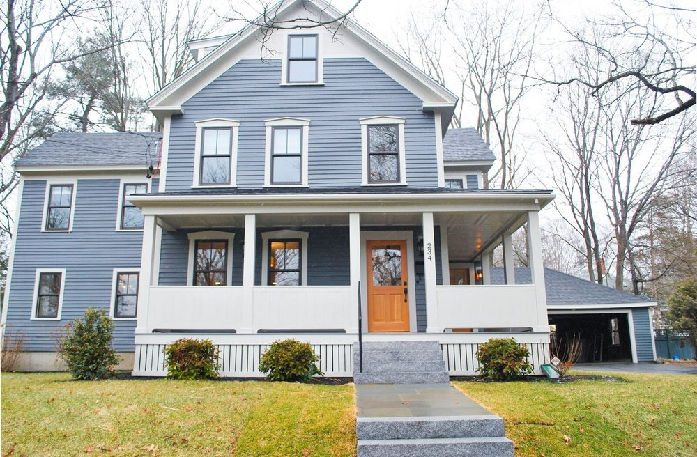 234 CENTRAL STREET - sold - CONCORD, MA