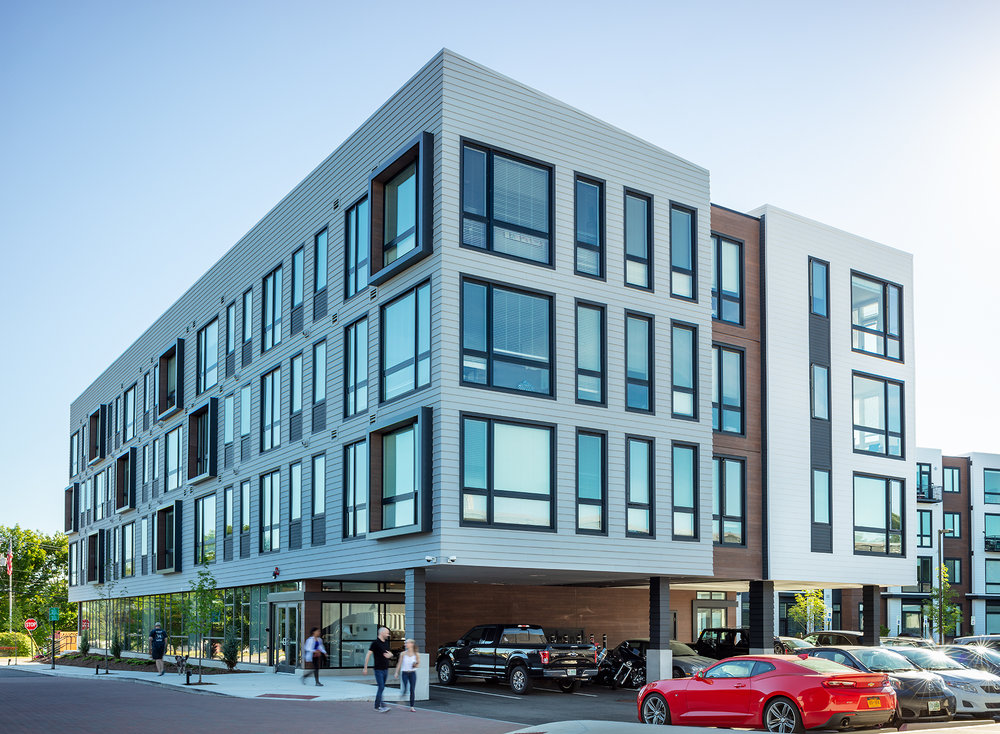 THE VERIDIAN RESIDENCES - PORTSMOUTH, NH