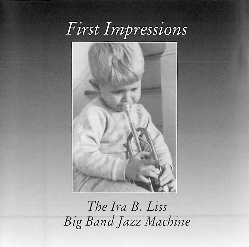 First Impressions - 1994 - First impressions are lasting impressions. It is with that in mind which this musical statement is made; and becomes a lasting impression by the combined efforts of an extraordinary group of talented artists.