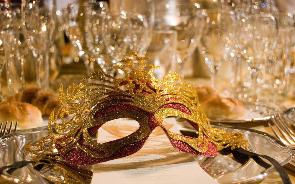 San Diego League NYE Masked Ball