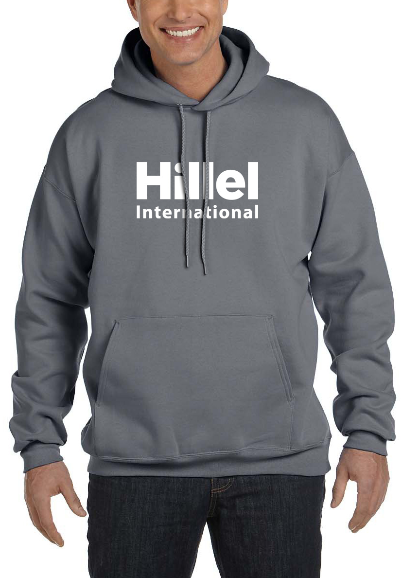 Hillel Hoodie Gray.jpg