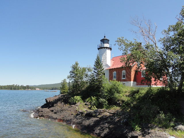 Keweenaw Peninsula eagle harbor lighthouse 8