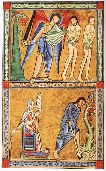 373px-12th-century_painters_-_York_Psalter_-_WGA15743 (1)