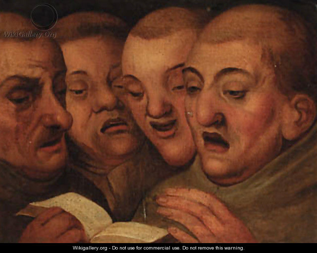 Cleve_Four-monks-singing