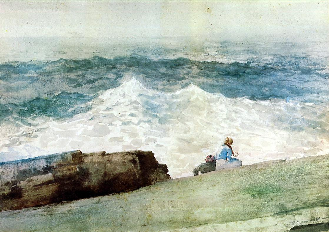Homer-Winslow-The-Northeaster