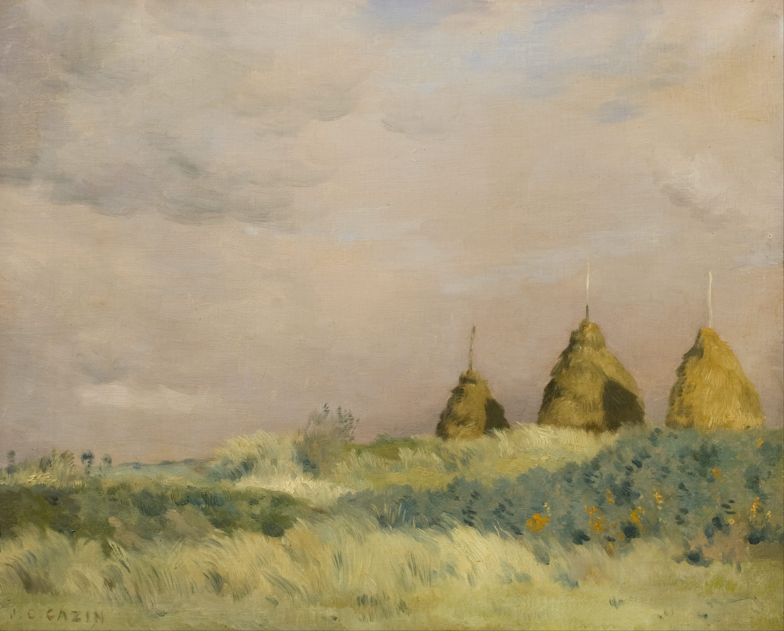 Cazin_-_The_three_stacks_-_Google_Art_Project