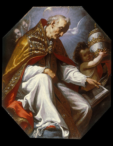 Jacopo_Vignali_-_Saint_Gregory_the_Great_-_Walters_372530