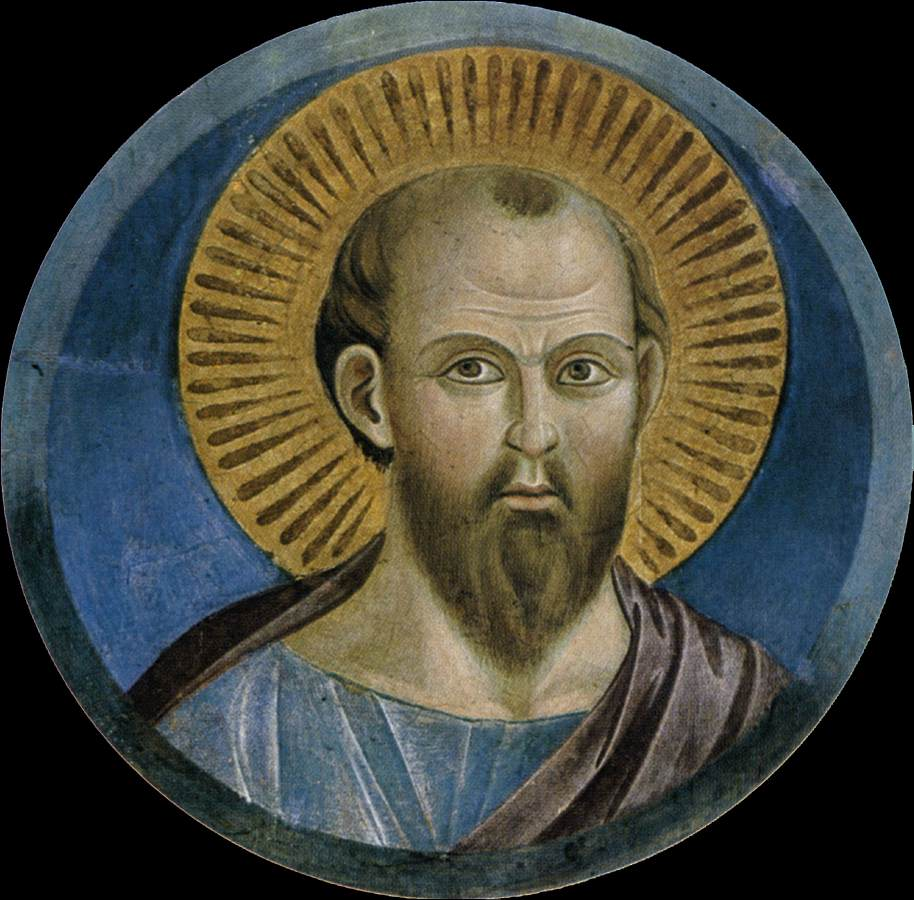 St Paul by Giotto