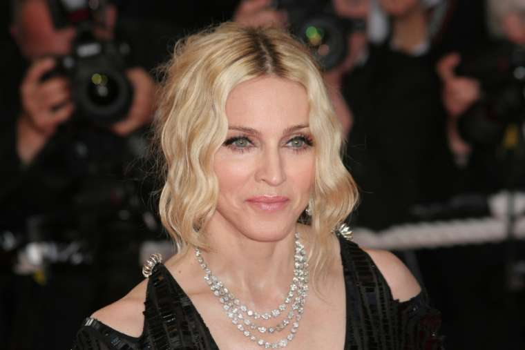 Madonna. Credit: Denis Makarenko via www.shutterstock.com
