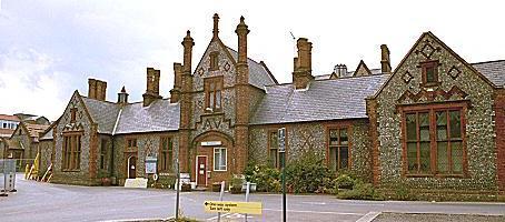 Amersham workhouse