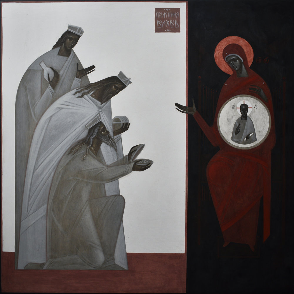 the Three Kings. Krystyna Kvik