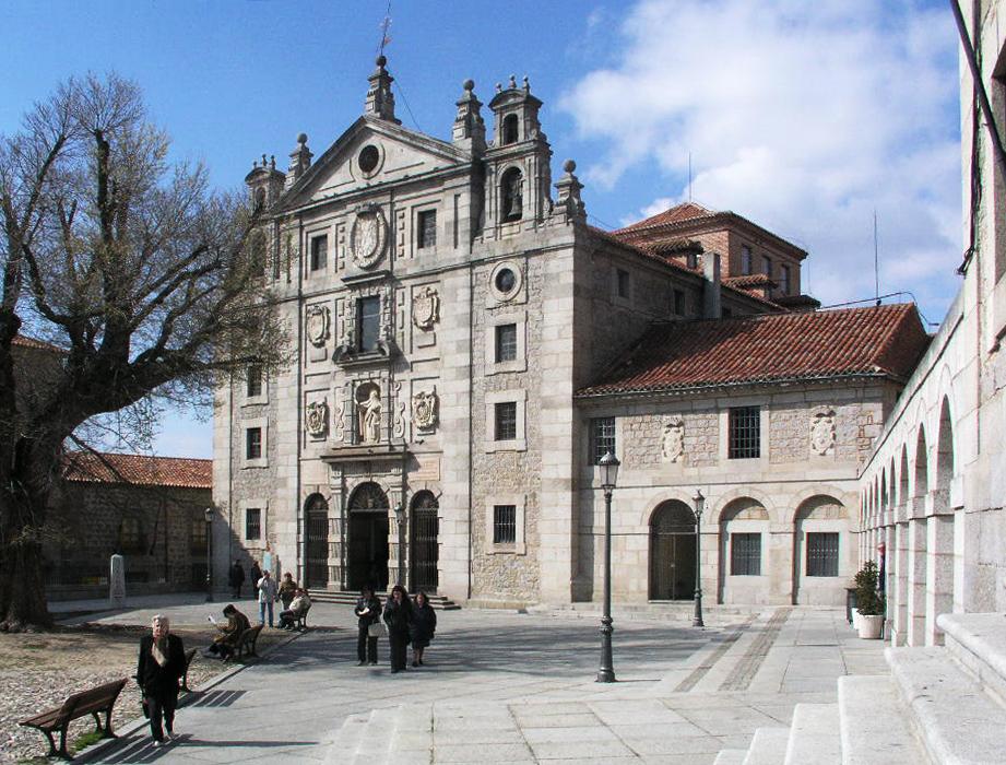 Here is the original in Avila, Spain.