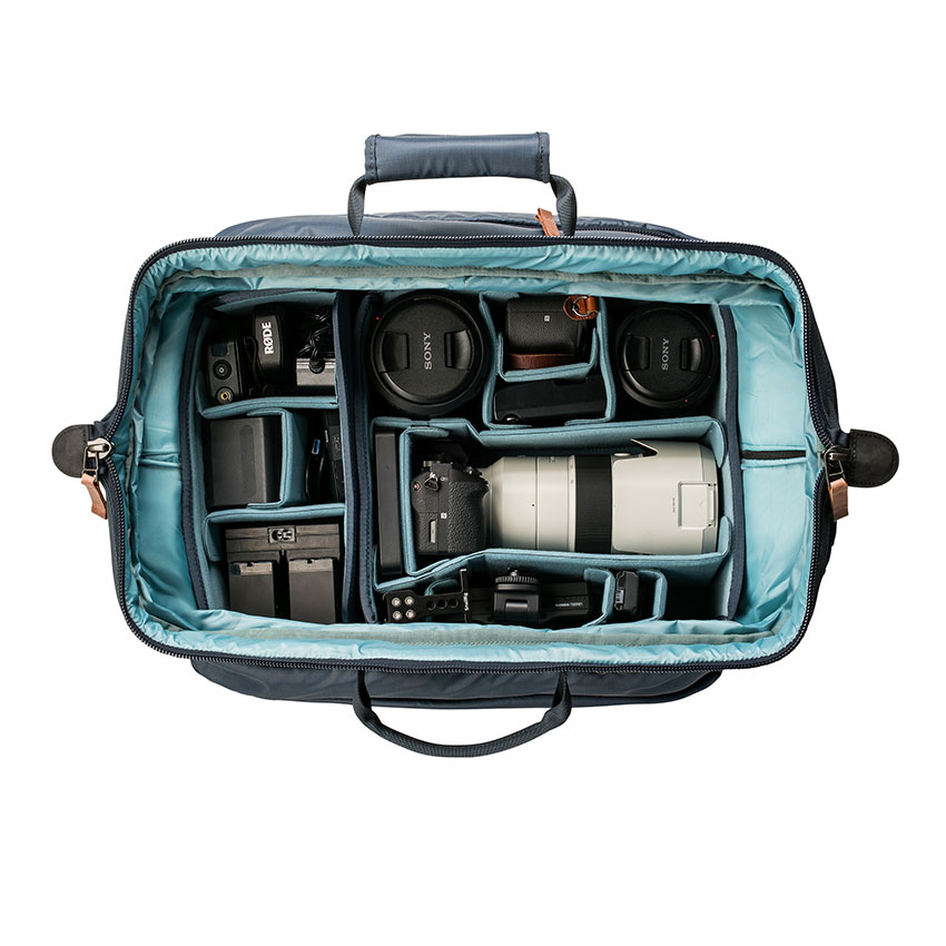 Copy of Copy of Shimoda-Medium-Core-Unit-Carry-On-Packed