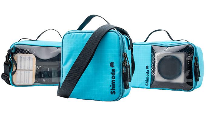 - Die Taschen sind aus hochwertigen, leichten und wasserabweisenden Materialien gefertigt und lassen sich Dank der Clamshell-Öffnung weit öffnen. Diese einfache Funktion erlaubt es zudem, dass die Tasche zB an einem Stativ oder einem ähnlichen Gegenstand angehängt werden kann, um den Auf- und Abbau schnell und effizient durchzuführen.Shimoda Zubehör-Cases sind problemlos mit jedem anderen Produkt der Shimoda-Reihe kombinierbar. Sie passen sowohl den die Rucksäcke als auch in den Roller und stellen somit sicher, dass kein Platz verschwendet wird.