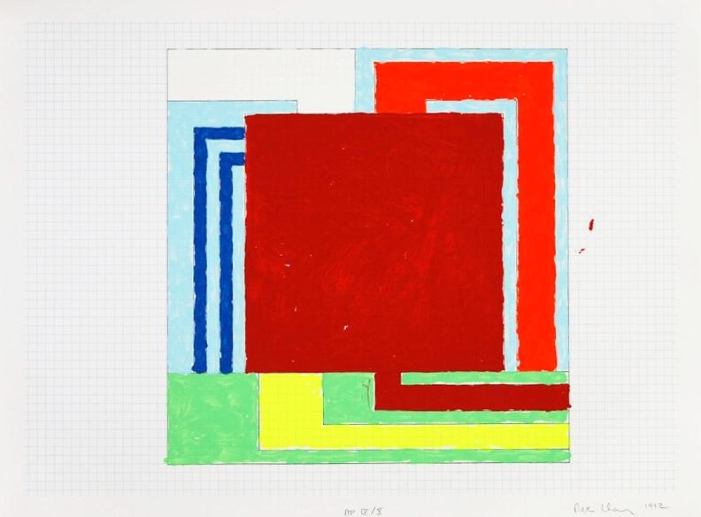 Zone (Geraldine Ferraro Benefit Print) 1992 1MB.jpg
