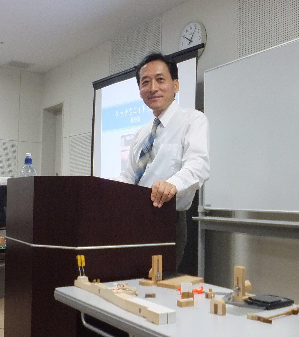 2015年日本ピアノ調律師協会関東支部ピアノフォーラムにて