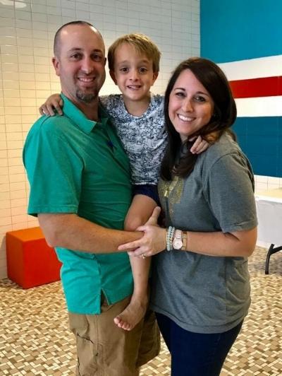 Jay, Kari and Pate!
