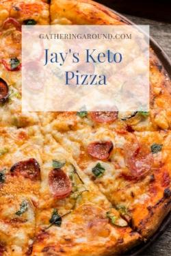 Jay's Keto Pizza