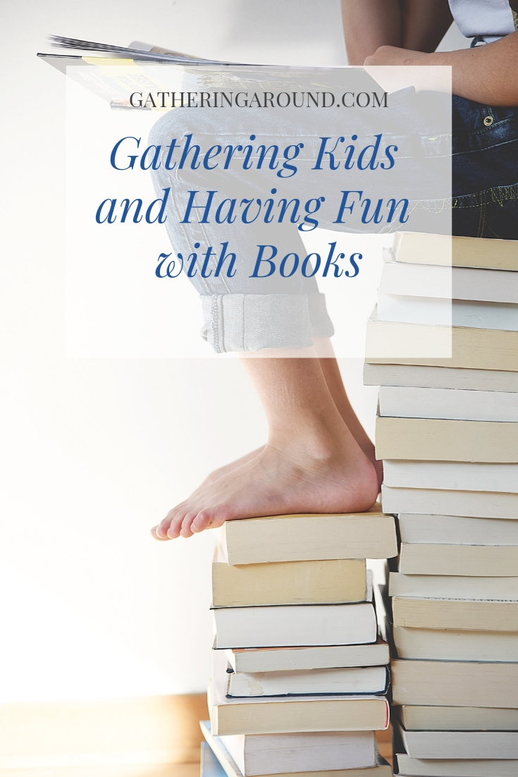 Gathering Kids and Having Fun with Books