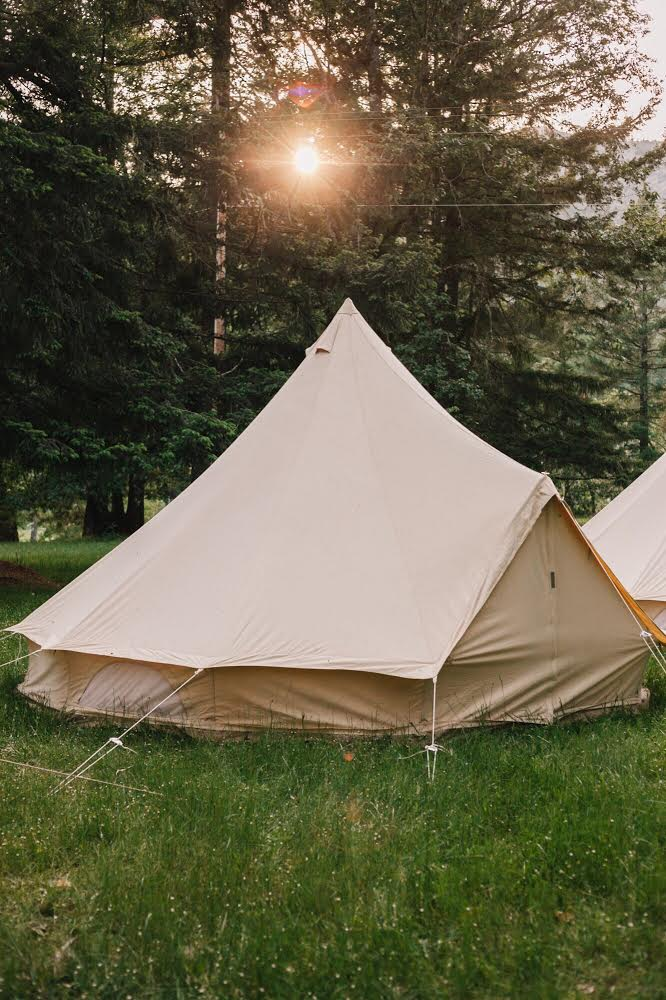 Canvas Tents - 9', 13' 16'