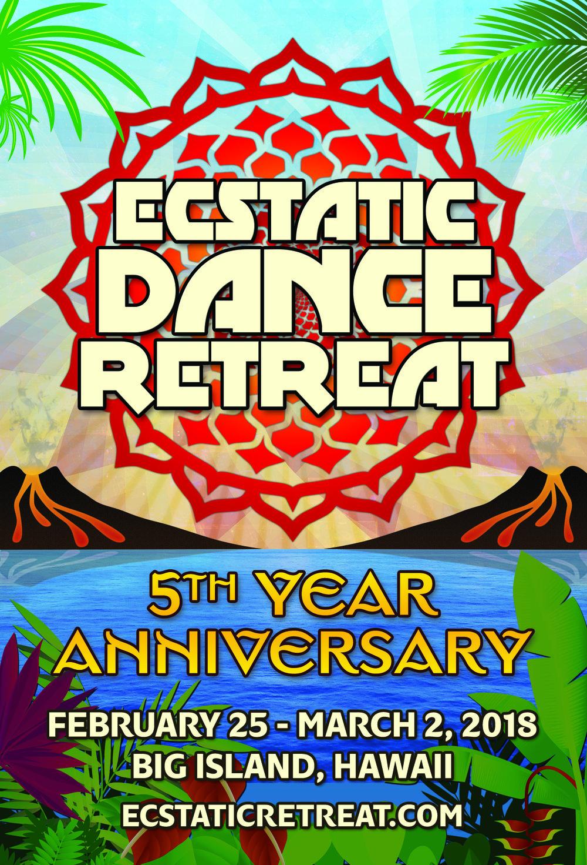 ecstatic dance retreat