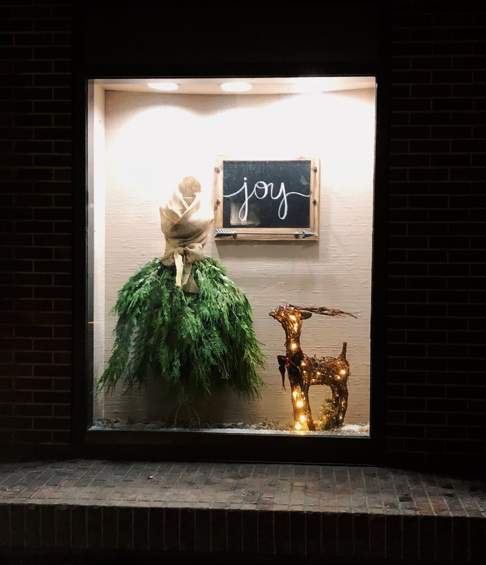 CITY PLACE WINDOW DISPLAYS