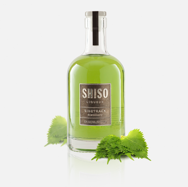 Shiso Liqueur - A favorite flavor in Asian cooking and a delightfully new flavor in liqueurs, this herbaceous  spirit evokes a slight taste of cinnamon with a touch of grassiness.  Delicious in Asian inspired cocktails or equally delicious in a cool summer spritz or with a tall Shiso and Tonic or Ginger Beer.
