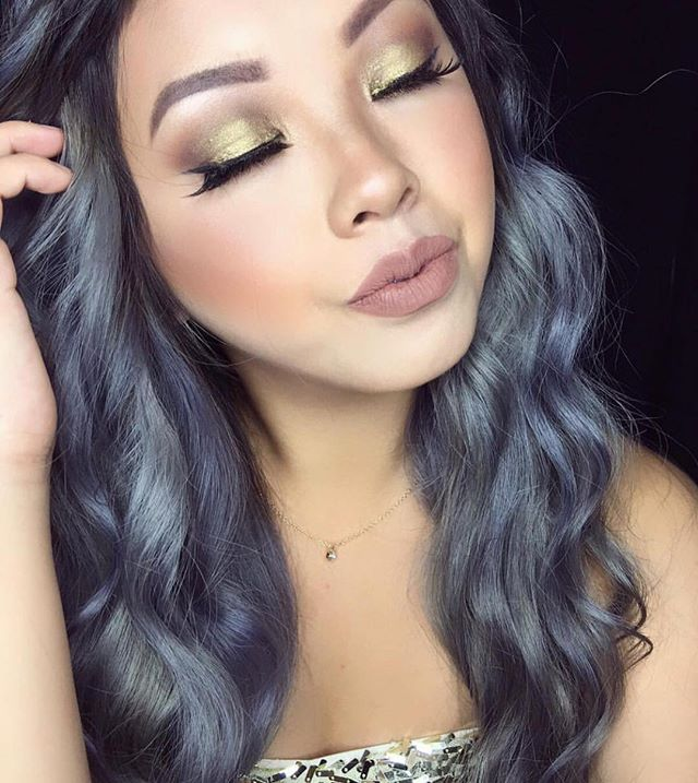"Check out the GORGEOUS @beautyginavang ❤️ • Our beautiful MUA is using @nyxcosmetics 's jumbo eye pencil in ""milk"" 😍 • These eye pencils in 17 different shades double as eyeshadow and eyeliner 🙌 • Many have said that the shade ""milk"" is perfect for highlighting the inner corners and brow bones 👀 #candidbeauty #beauty #authentic #makeup #glowup #glow #happy #beautiful #amazing #cosmetic #highlighter #cute #happy #2018 #highlights #eyeshadow #girl #girls #eyelashes #mascara #lipstick #eyebrows #prettygirls #startup #productreview #officialcandidbeauty #nyxcosmetics #highlighter"