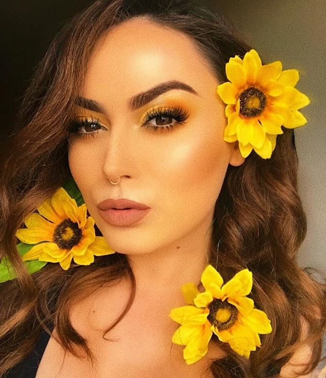 "Summer vibes from the GORGEOUS @brandilexis 🌻 • Our beautiful MUA used @ofracosmetics x @nikkietutorials 's highlighter ""glazed donut"" ✨ • Many users have said that this frosty-white shade is perfect for people who have pale and fair skin😍 • Users are obsessed with the formula and quality of this highlighter 🙌 #candidbeauty #beauty #authentic #makeup #glowup #glow #happy #beautiful #amazing #cosmetic #highlighter #cute #happy #2018 #highlights #eyeshadow #girl #girls #eyelashes #mascara #lipstick #eyebrows #prettygirls #startup #productreview #officialcandidbeauty #ofracosmetics #nikkitutorials #highlighter"