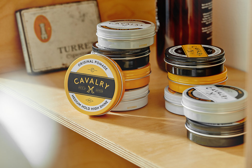 CAVALRY || ACG CREATIVE CO.