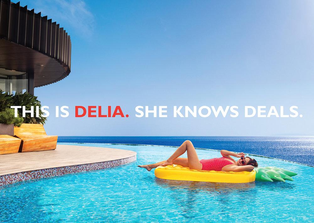 Flight Centre Delia
