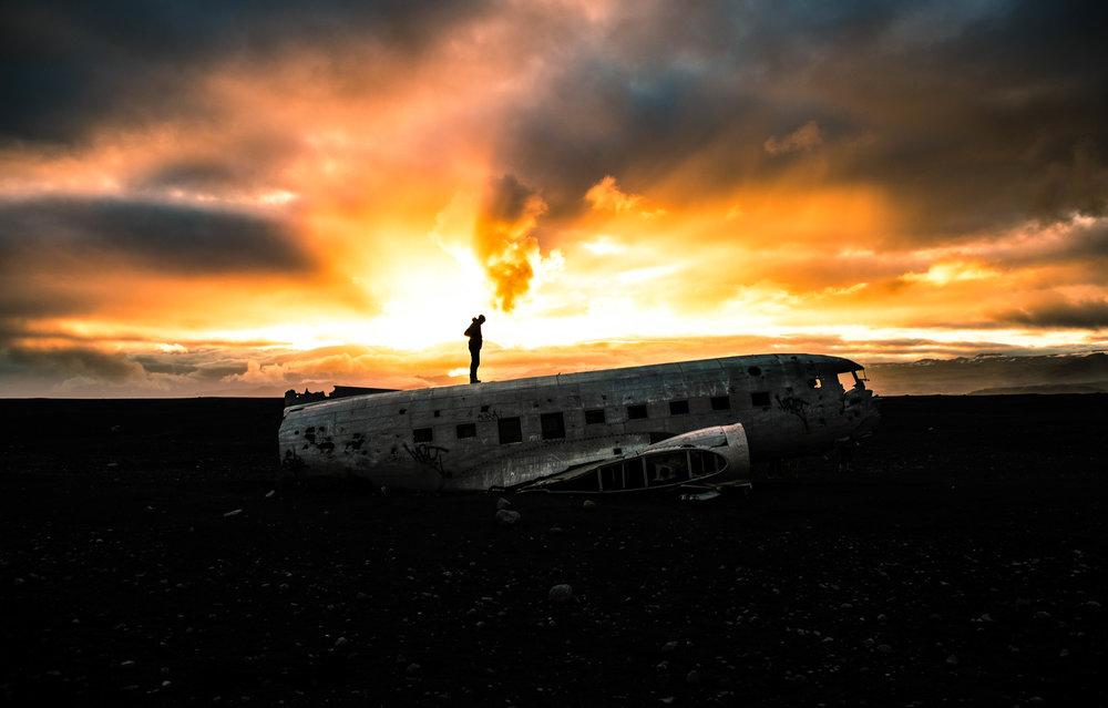 DC Plane Crash
