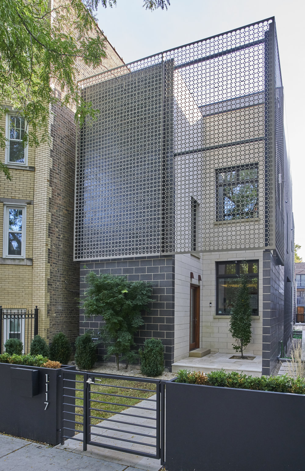 LINCOLN PARK HOUSE — PERIMETER ARCHITECTS & CONSTRUCTION