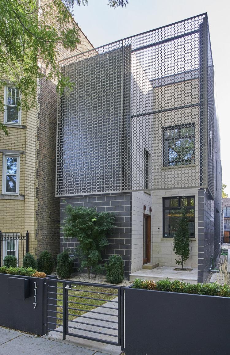 LINCOLN PARK HOUSE — PERIMETER ARCHITECTS & CONSTRUCTION