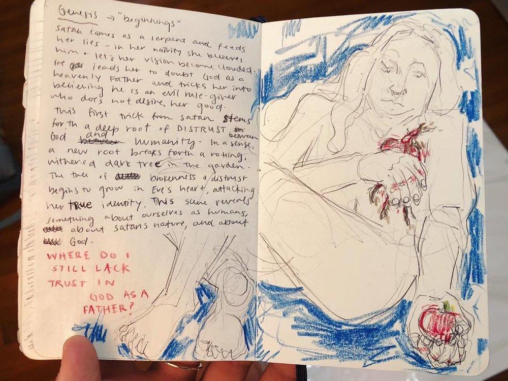 Eve Notes / Danbury, CT