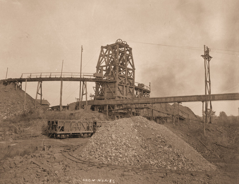 Iron Mine near Baraboo
