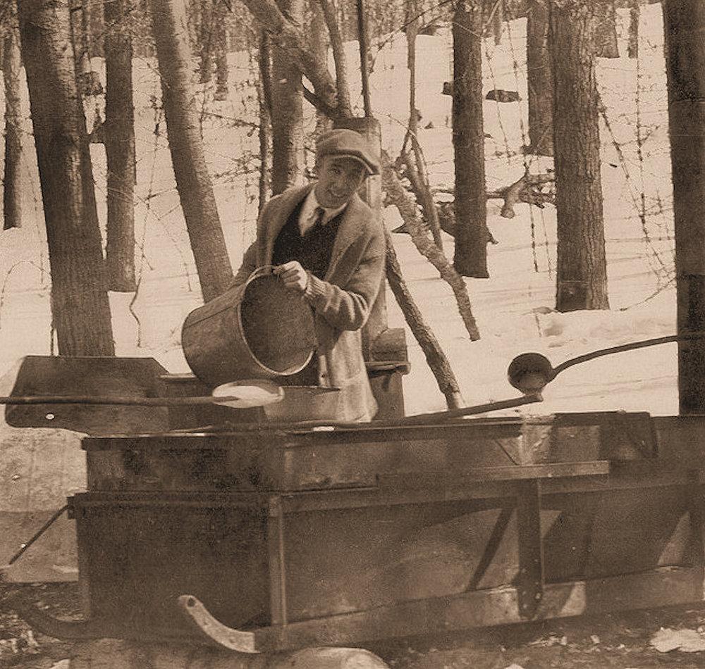 Sugar Camp 1924