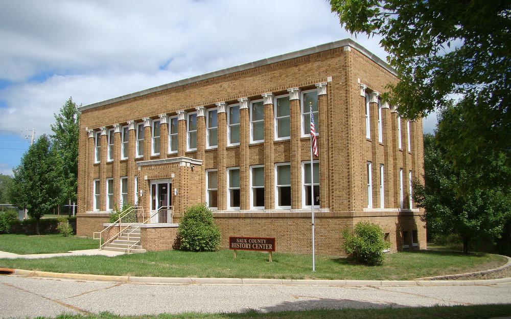 Built in 1917