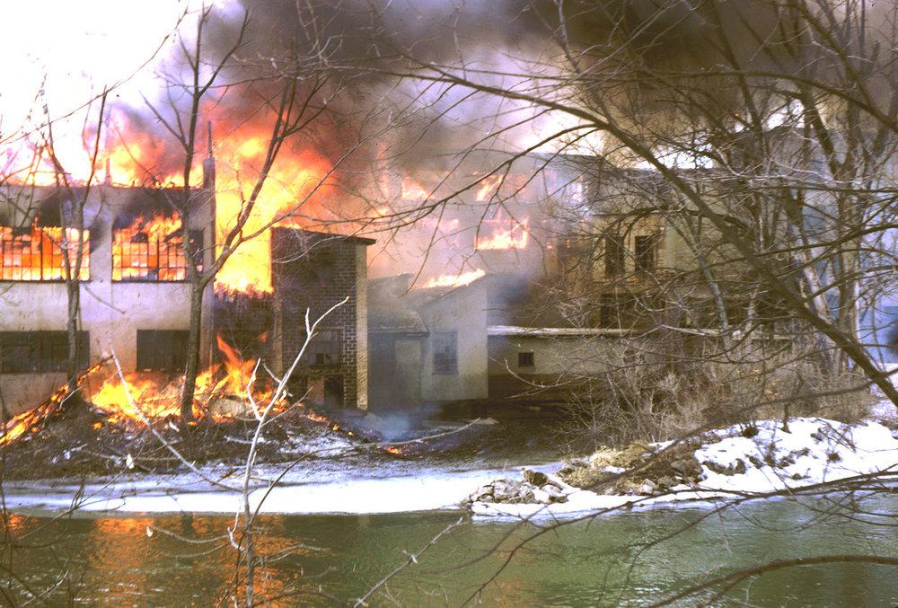 Fire in 1963