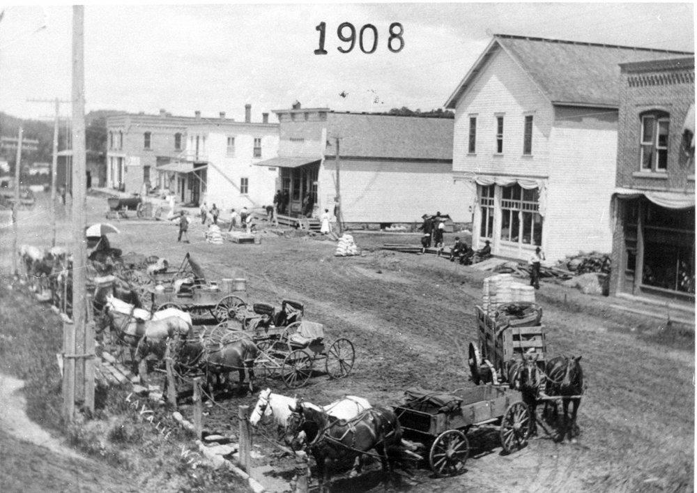 Main Street 1908