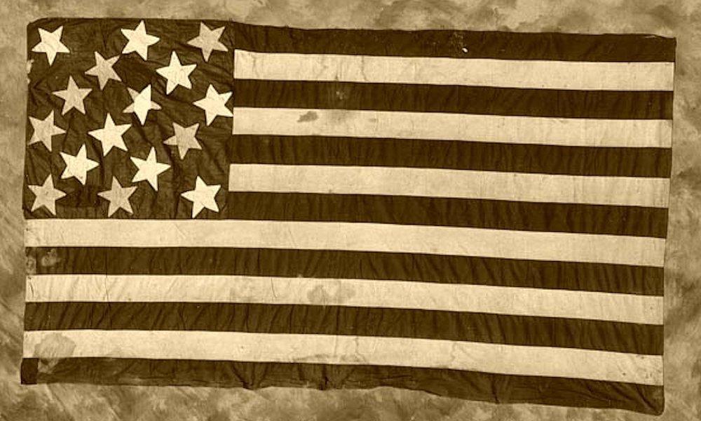 1855 United States Flag