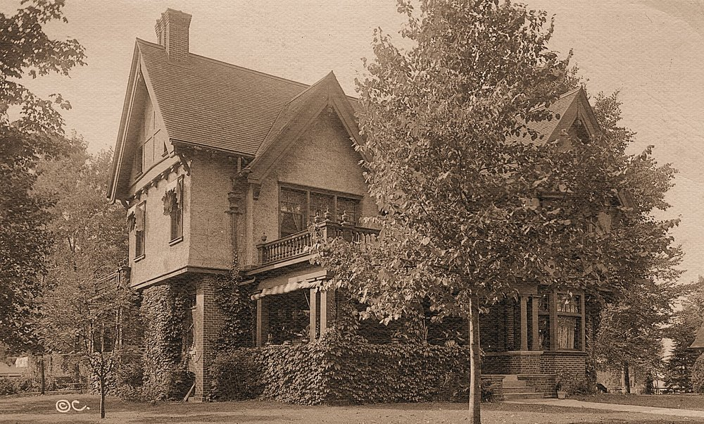 Van Orden Mansion 1903