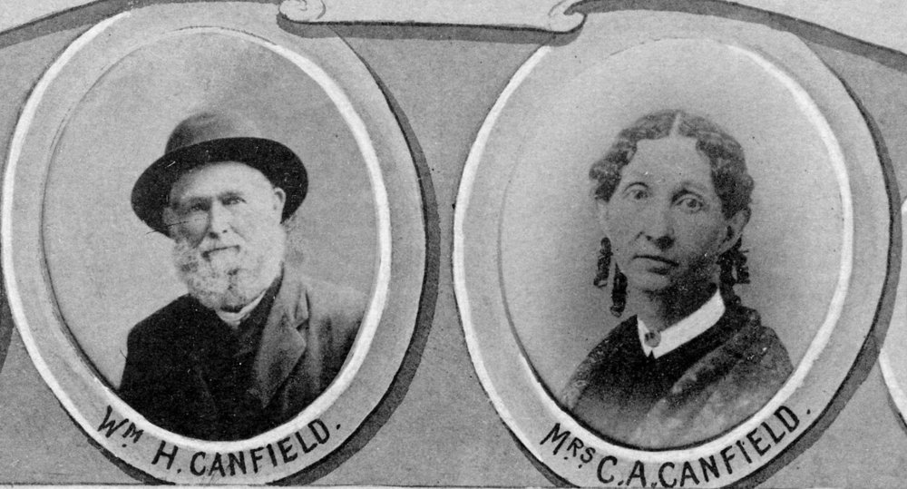 William & Mrs. Canfield